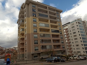Alternatif Bank'tan Ankara Mamak'ta 99 m² 3+1 Daire